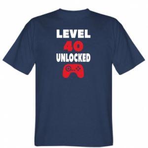 Koszulka Level 40