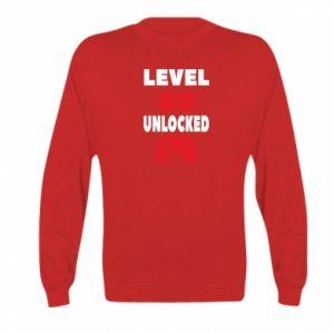 Bluza dziecięca Level 40