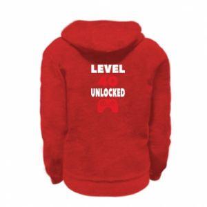 Bluza na zamek dziecięca Level 40