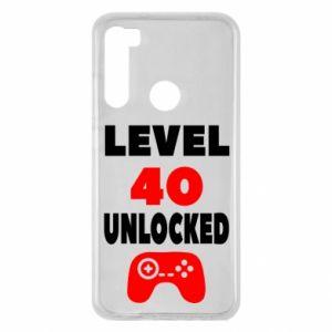 Etui na Xiaomi Redmi Note 8 Level 40