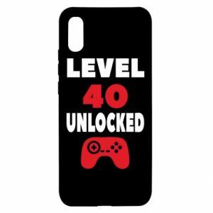 Etui na Xiaomi Redmi 9a Level 40