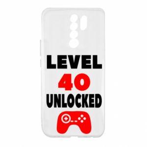 Etui na Xiaomi Redmi 9 Level 40
