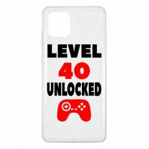 Etui na Samsung Note 10 Lite Level 40