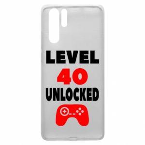Etui na Huawei P30 Pro Level 40