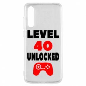 Etui na Huawei P20 Pro Level 40