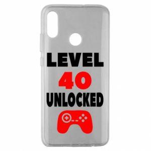 Etui na Huawei Honor 10 Lite Level 40