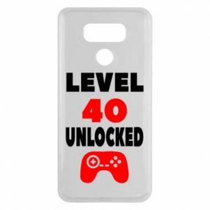 Etui na LG G6 Level 40