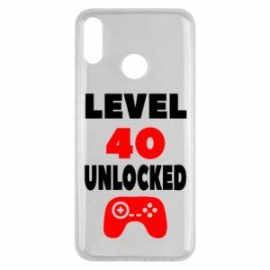 Etui na Huawei Y9 2019 Level 40
