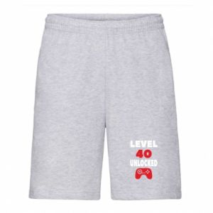 Men's shorts Level 40