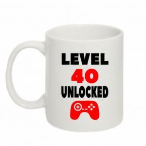 Kubek 330ml Level 40