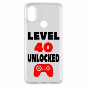 Phone case for Xiaomi Mi A2 Level 40