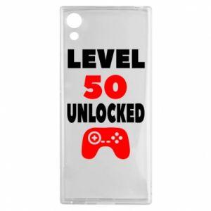 Sony Xperia XA1 Case Level 50