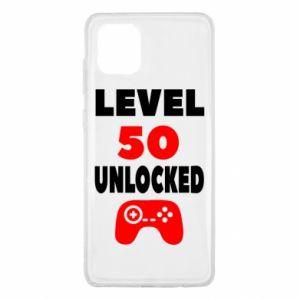 Samsung Note 10 Lite Case Level 50