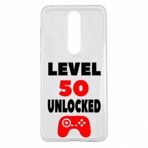 Nokia 5.1 Plus Case Level 50