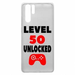 Huawei P30 Pro Case Level 50