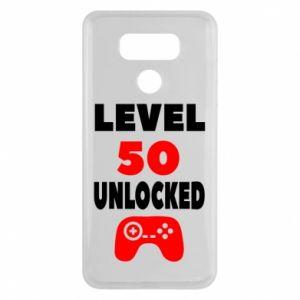 LG G6 Case Level 50
