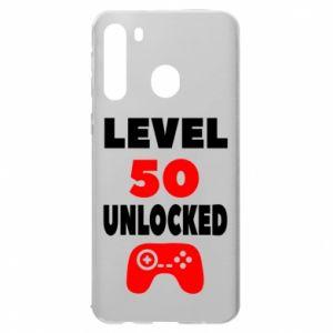 Samsung A21 Case Level 50