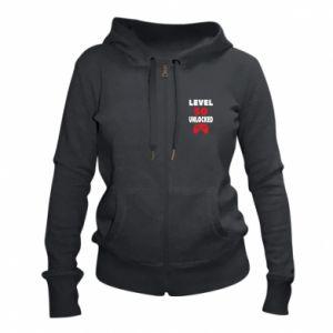 Women's zip up hoodies Level 50