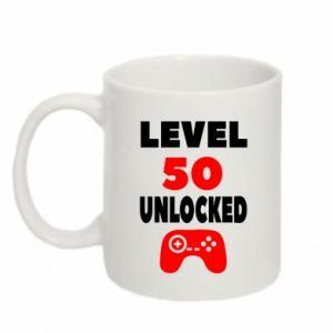 Mug 330ml Level 50