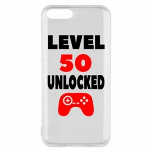 Xiaomi Mi6 Case Level 50