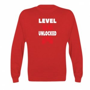 Kid's sweatshirt Level 60