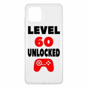Samsung Note 10 Lite Case Level 60
