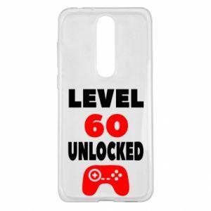Nokia 5.1 Plus Case Level 60