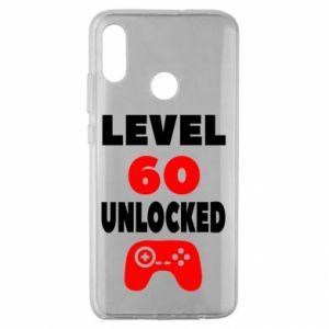Huawei Honor 10 Lite Case Level 60