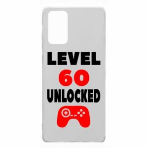 Samsung Note 20 Case Level 60