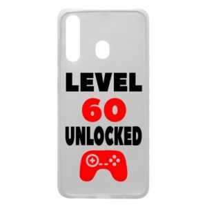 Phone case for Samsung A60 Level 60