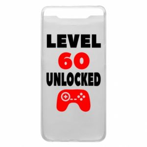 Phone case for Samsung A80 Level 60