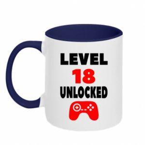 Two-toned mug Level 18