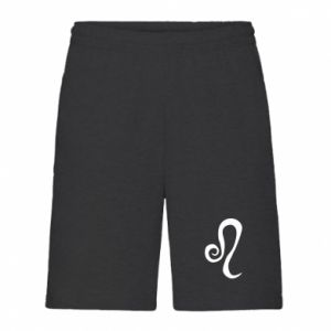 Men's shorts Leo sign