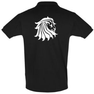Men's Polo shirt Lion