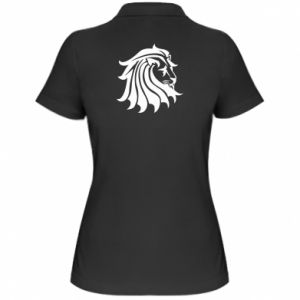 Women's Polo shirt Lion