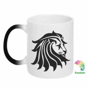 Magic mugs Lion