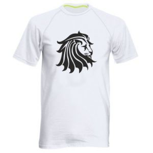 Men's sports t-shirt Lion