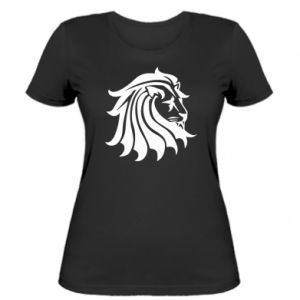 Women's t-shirt Lion