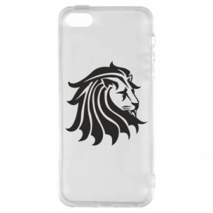 iPhone 5/5S/SE Case Lion