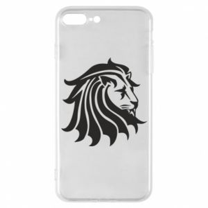 iPhone 7 Plus case Lion