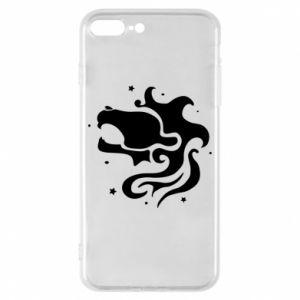 Phone case for iPhone 8 Plus Leo
