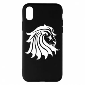 iPhone X/Xs Case Lion