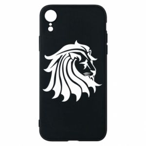 iPhone XR Case Lion