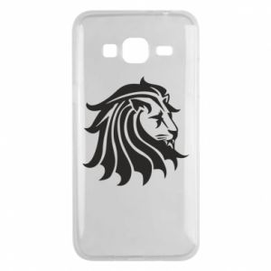 Samsung J3 2016 Case Lion