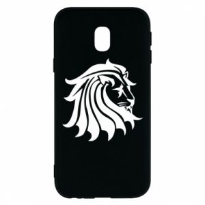 Samsung J3 2017 Case Lion