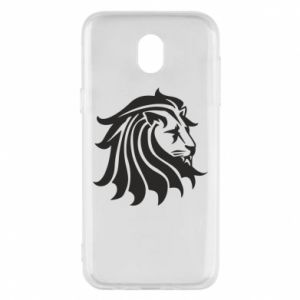 Samsung J5 2017 Case Lion