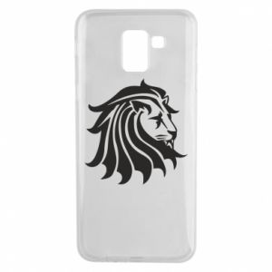 Samsung J6 Case Lion