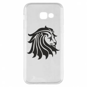 Samsung A5 2017 Case Lion