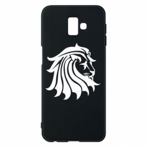 Samsung J6 Plus 2018 Case Lion