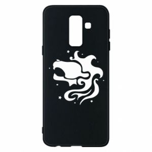 Phone case for Samsung A6+ 2018 Leo
